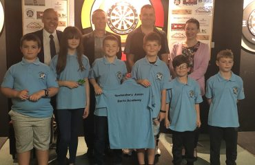 Tewkesbury's Junior Darts Academy
