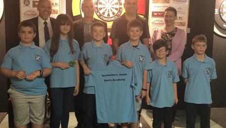Tewkesbury's Junior Darts Academy